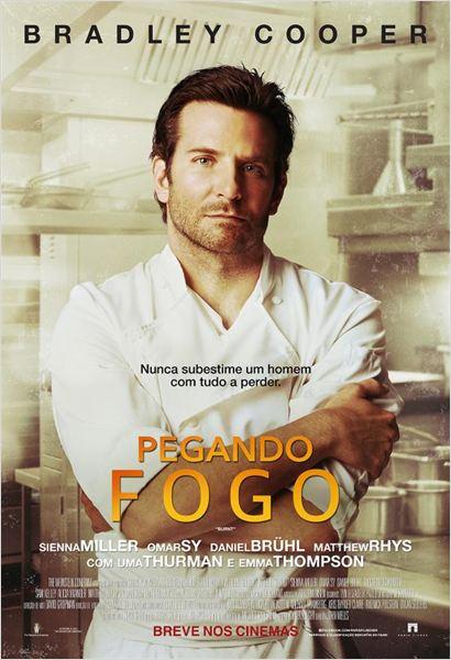 PEGANDO FOGO