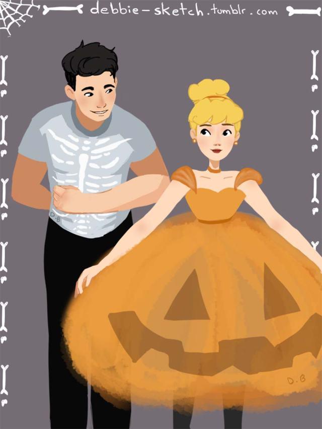 halloween-cinderela