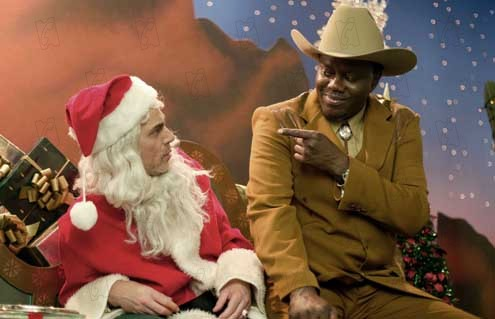 Bad Santa 2003 Bernie Mac Billy Bob Thornton RŽal:Terry Zwigoff